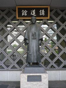 Kano Jigoron patsas