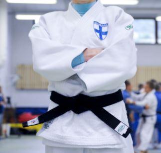 Suomen judopuku