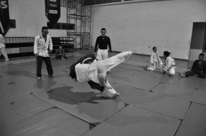 judo harjoitukset